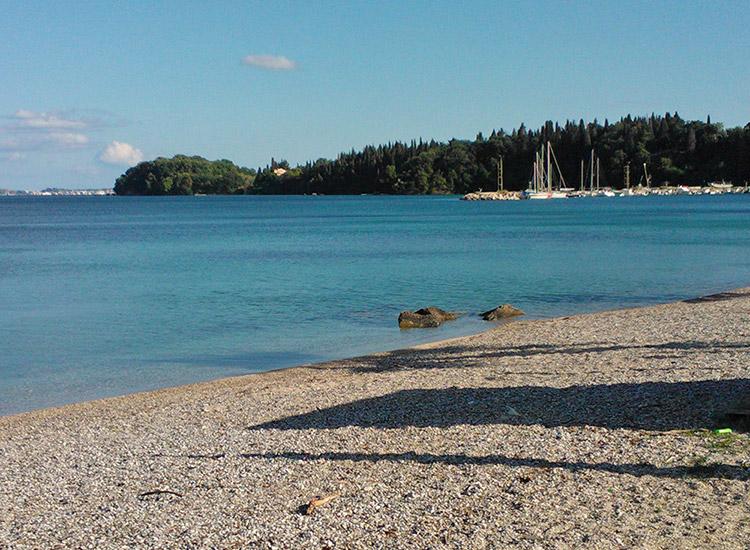 ipsos localit turistica sull 39 isola di corfu. Black Bedroom Furniture Sets. Home Design Ideas