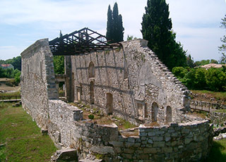 Early Christian Basilica